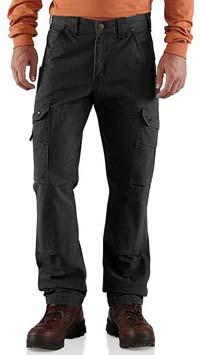 Pantalon de travail Carharrt B342 Ripstop Cargo : Confortable, durable et moderne, un des meilleurs pantalons de travail du marché !