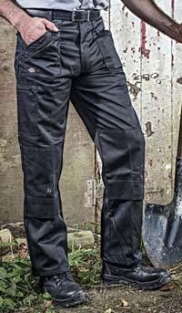 Pantalon de travail Dickies WD814 : Un pantalon de qualité à prix très raisonnable !