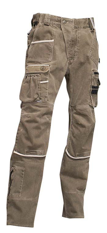 Pantalon de travail homme 100% Coton LMA 176200