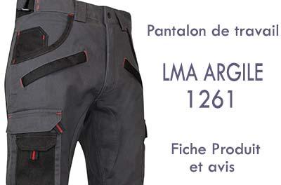 Pantalon LMA Argile 1261