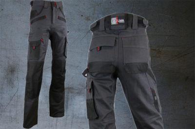 Pantalon LMA Argile 1261 : Un multipoche résistant et polyvalent !