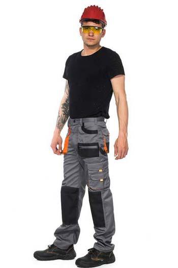 Pantalon de travail chantier DesEmerton