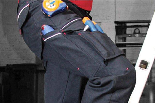Pantalons et vêtements de travail LMA