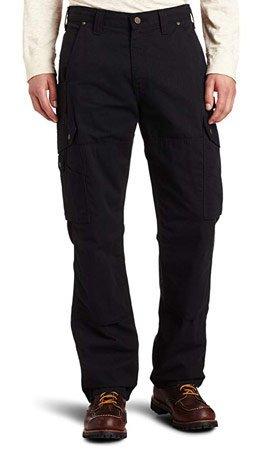 Pantalon cargo Carhartt B342 Ripstop Noir