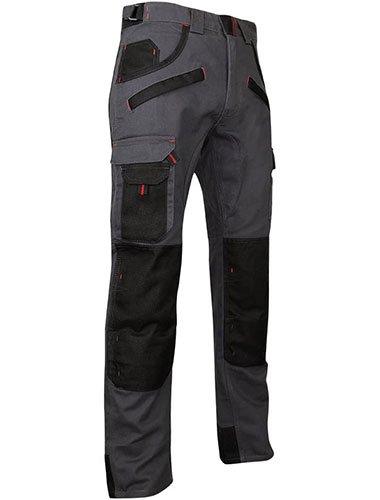 pantalon de travail homme maconnerie et construction lma argile